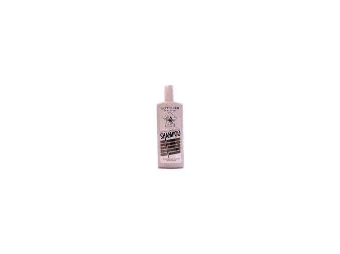Gottlieb Pudel šampon 300ml-pro pudly aprikot s makadam.olej