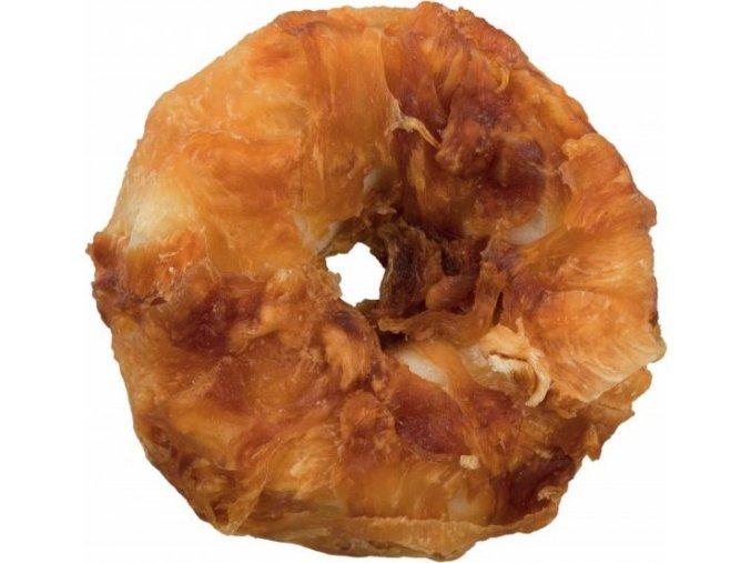 DENTAfun žvýkací kroužky s kuřecím masem 6 cm, 2ks/110 g