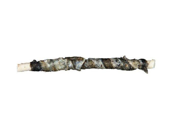 DENTAfun-tyčinka svázaná rybím masem 10ks, 12cm/75g