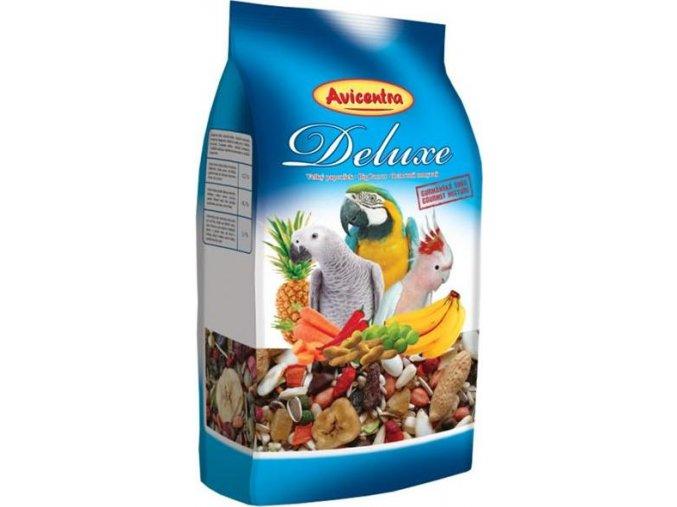 Avicentra Deluxe velký papoušek 1kg
