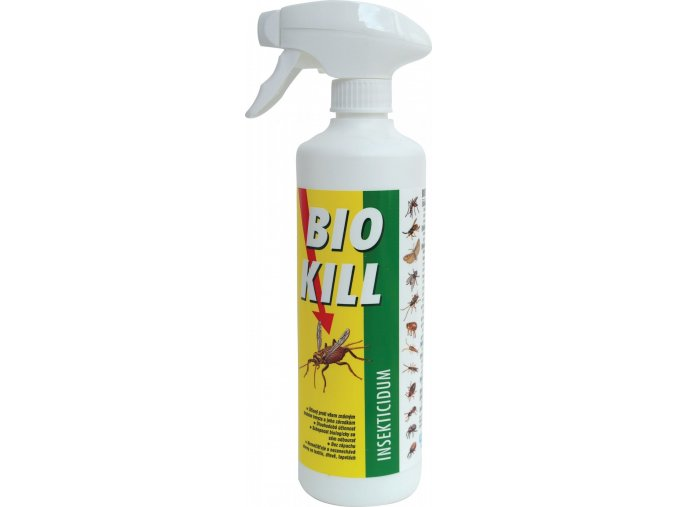 BIO KILL -1L-k hubení hmyzu-náhradní náplň