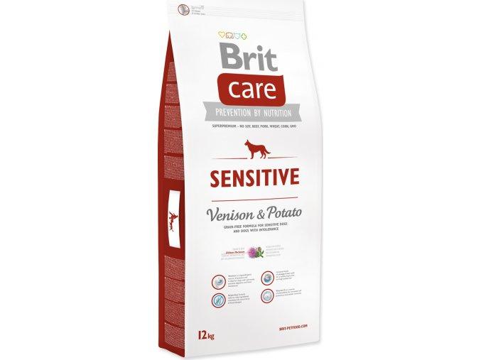 BRIT Care Dog Grain-free Sensitive Venison & Potato 12kg
