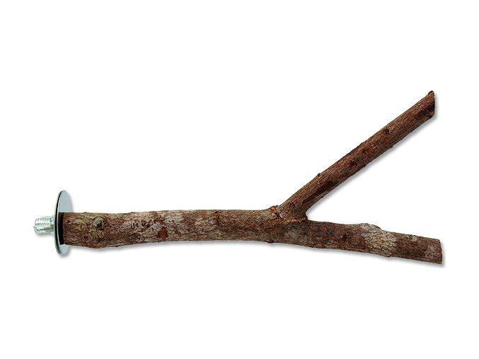 Bidýlko BIRD JEWEL dřevěné přírodní 20 cm 1ks