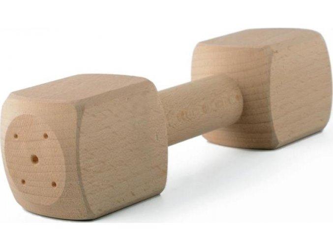 Aport tréninkový dřevo  B&F 400 g