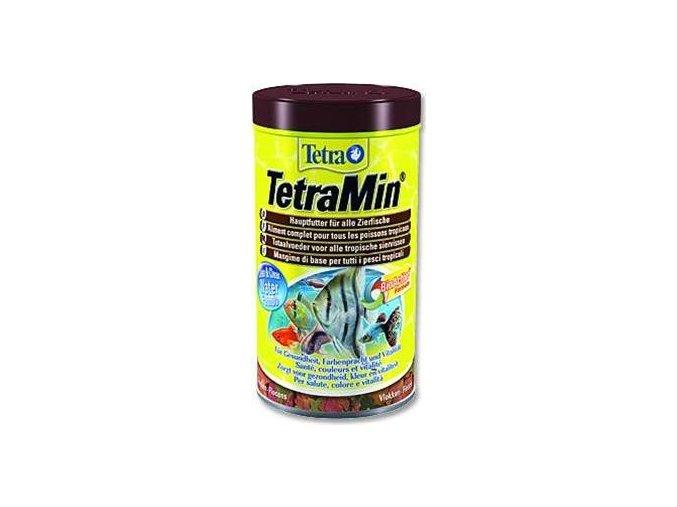 Tetra Min - vločky 500ml