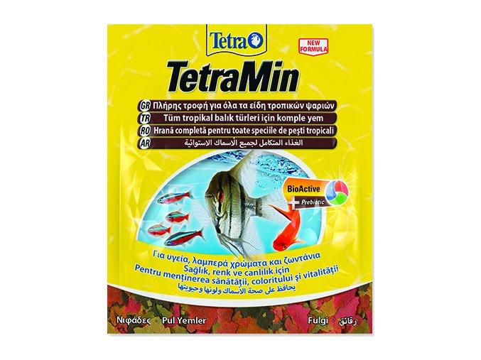 Tetra Min - vločky sáček 12g