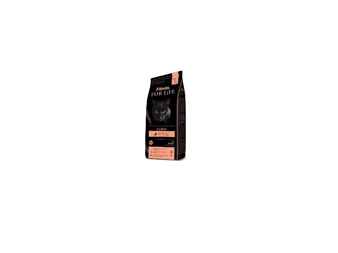 Fitmin cat For Life Salmon 400 g