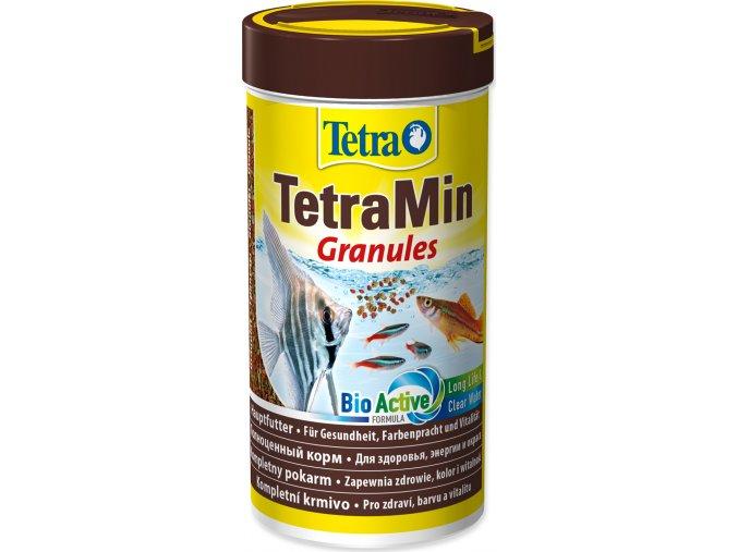 Tetra Min - granulky 250ml