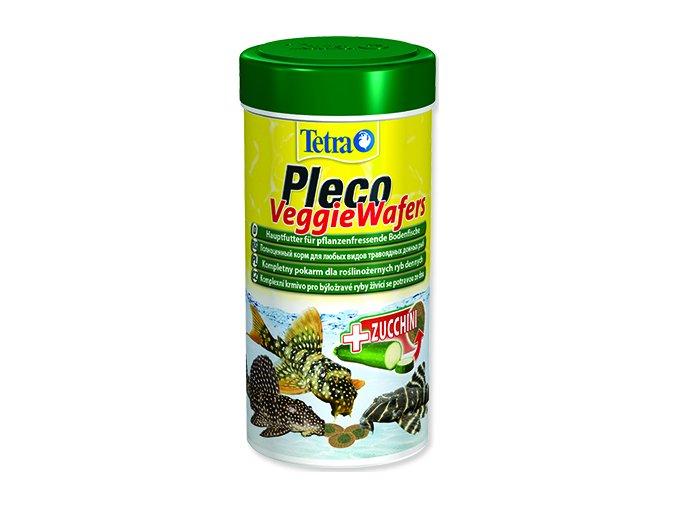 TETRA Pleco VeggieWafer karton 250ml