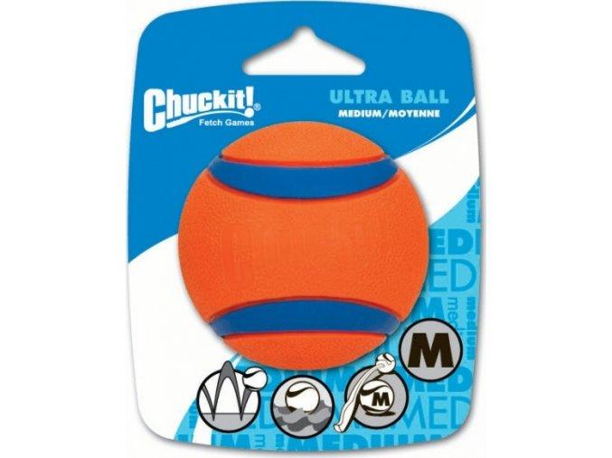 Míček Ultra Ball Medium 6,5 cm - 1 na kartě