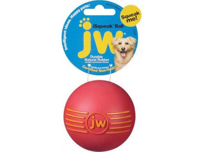 JW Pískací míček Isqueak Ball Small