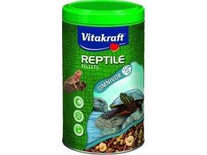 Vitakraft Reptile Pellets - vodní želva 1000 ml