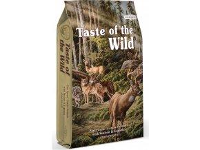 Taste of the Wild Pine Forest zvěřina a jehněčí 13kg