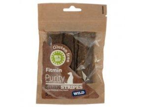 Fitmin dog Purity Snax STRIPES wild 5 ks
