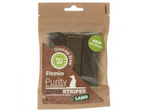 Fitmin dog Purity Snax STRIPES lamb 5 ks