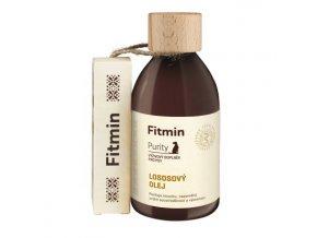 Fitmin dog Purity Lososový olej 300 ml