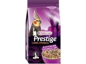 VERSELE-LAGA Premium Prestige pro střední papoušky 1kg