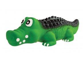 Krokodýlek se zvukem 16cm KIDDOG