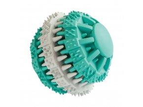 Dentální péče mátový míček 7.5cm KIDDOG