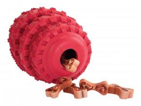 Rolling Tires na pamlsky s vanilkou extra robustní 12cm KIDDOG