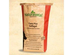 Naturavetal CANIS PLUS kuřecí maso a rýže