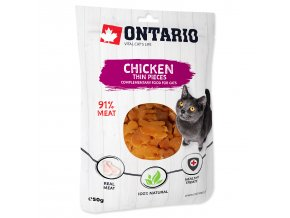 ONTARIO Chicken Thin Pieces 50g