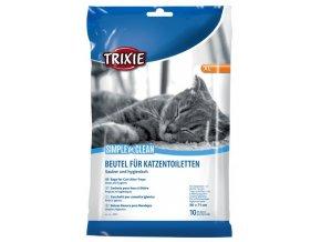 Sáčky pro kočičí WC XL 56x71 (10 ks)