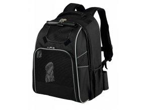 Cestovní batoh na záda WILLIAM 33 x 43 x 23 cm černý
