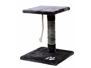 Škrábadlo VIANA s lanem 44cm - antracit