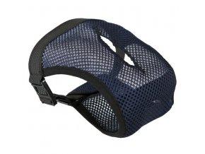 Ochranné hárací kalhotky, tmavě modrá síťovina S 30-37 cm