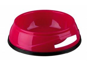 Plastová HEAVY miska s gumovým okrajem 0,3 l / 12 cm