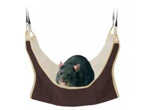 Závěsné odpočívadlo pro potkany a fretky 30x30cm TRIXIE
