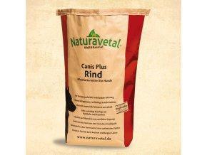 Naturavetal Canis Plus Trofu Rind 15kg 1c
