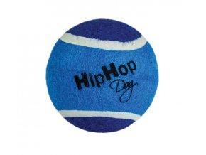 tenisovy mic plneny plovouci 6 5 cm hiphop dog