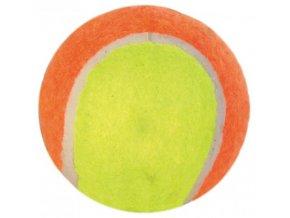Tenisový míč barevný HIPHOP 6,5cm 1ks