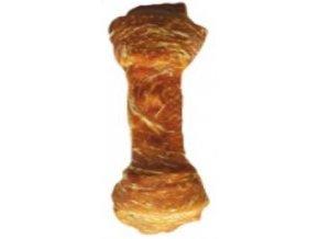 Uzel celoobalený kuřecím masem 15cm 1ks