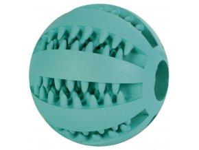 DENTAfun míč s mátou 7cm TRIXIE