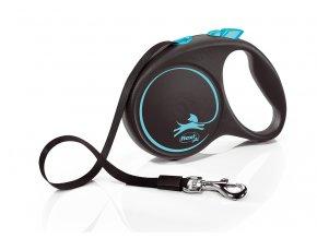 flexi Black Design L Tape 5m blue