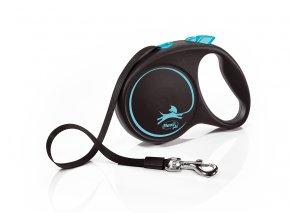 flexi Black Design M Tape 5m blue