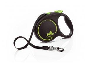 flexi Black Design M Tape 5m green