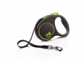 flexi Black Design S Tape 5m green