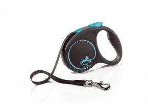 flexi Black Design S Tape 5m blue