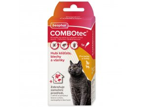 Spot On BEAPHAR COMBOtec pro kočky a fretky 0,5ml
