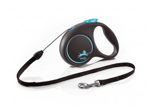 flexi Black Design S Cord 5m blue