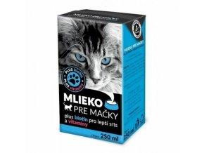 Mléko pro kočky 250 ml