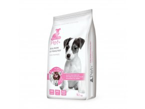 thepet 3in1 dog salmon poultry puppies 12 kg h L