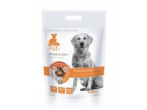 thePet+ SENIOR & LIGHT kuře, kacha a krůta pro starší psy či tlusťochy 2,8kg