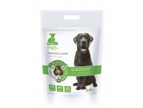 thePet+ VENISON & LAMB zvěřina a jehně pro dospělé psy 2,8kg