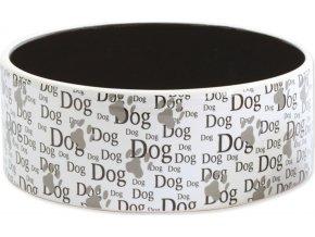 Miska DOG FANTASY keramická potisk Dog 16cm 750ml