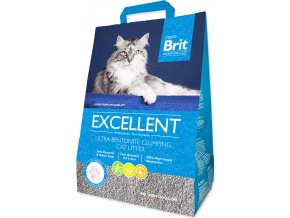 Kočkolit BRIT Fresh for Cats Excellent Ultra Bentonite 10kg